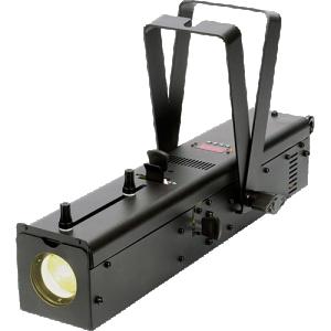 32-watt LED Gobo Projector with 5 Gobos