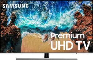 55″ 4k Samsung Monitor