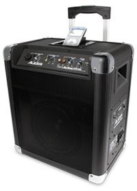 Alesis TransActive Mobile – Battery powered speaker