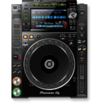 CDJ-2000NXS2 Pro-DJ multi-player with high-res audio support