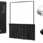 Lunch / Dinner Meeting Projector Package