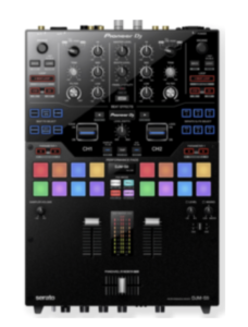 Pioneer DJM-S9 Two-Channel DJ Battle Mixer for Serato DJ