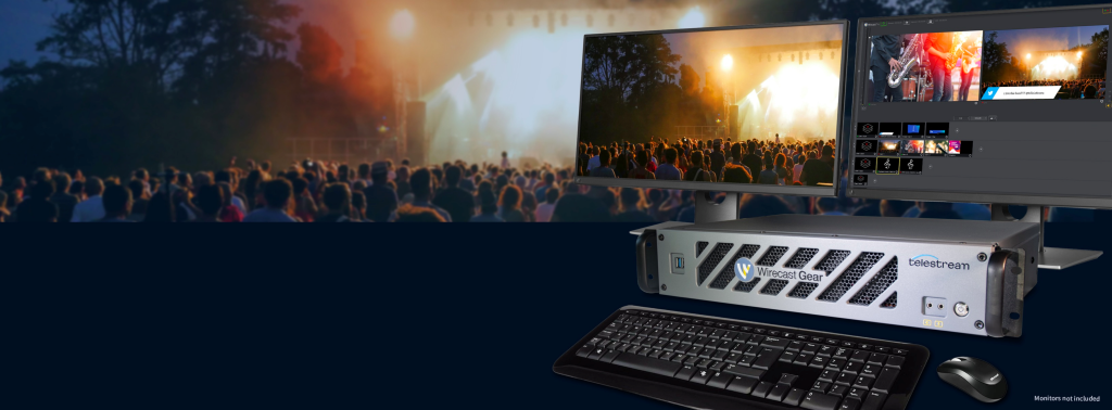 Premium Live Streaming Package