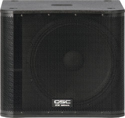 QSC KW181 1000W 18″ Powered Subwoofer