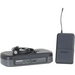 Shure PG14/PG185 Performance Gear Wireless Lavalier