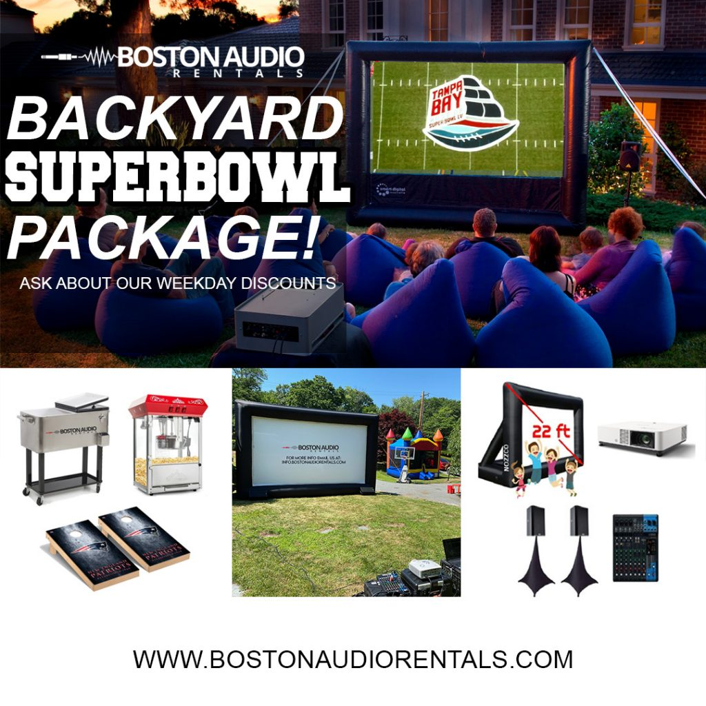 Super Bowl Package in Boston Area
