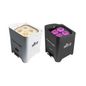 Chauvet Wireless Hex 4 Uplight